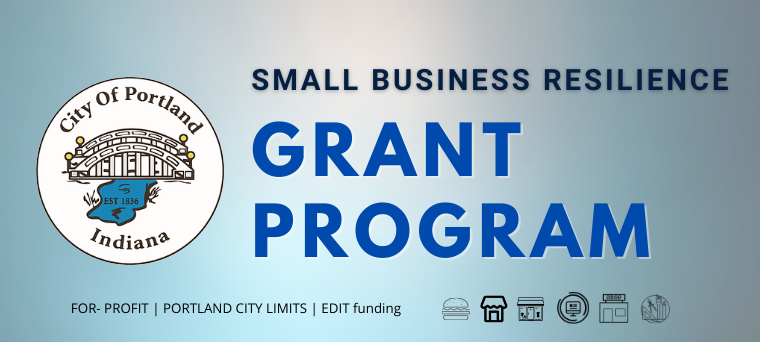 SMALL BUSINESS RESILIENCE GRANT PROGRAM