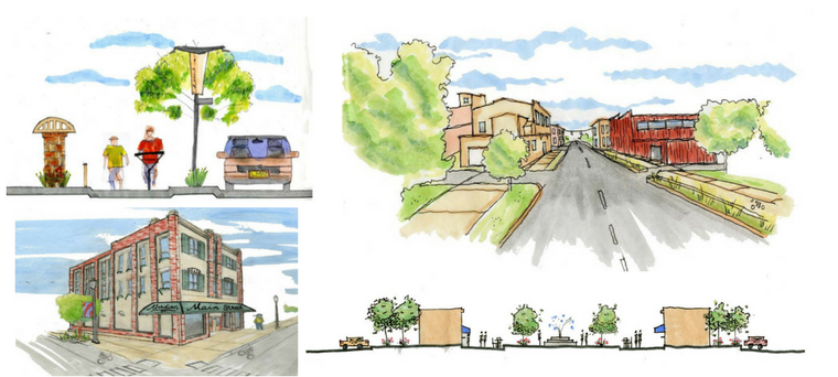 City of Portland Urban Revitalization Plan 2016
