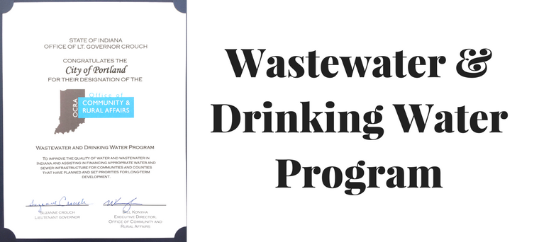 Wastewater Drinking Water Program